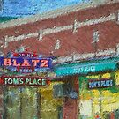 Drink Blatz Beer by Brian Gaynor