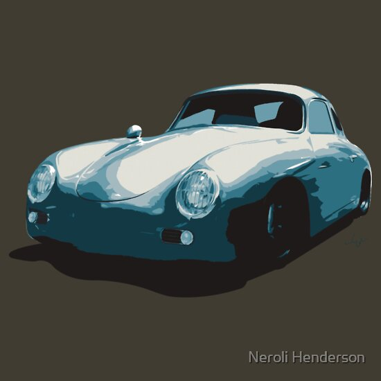TShirtGifter presents: Porsche 356