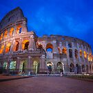 Colosseum by jswolfphoto