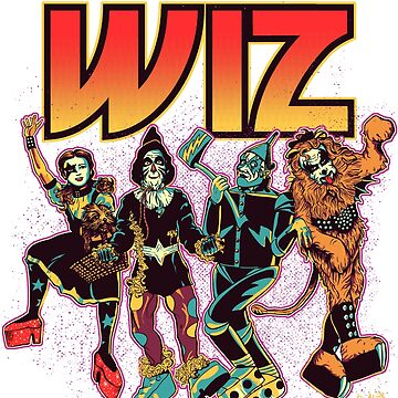 Off To Rock The Wiz 2 by donovanalex