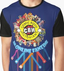 Comic Book Historians A Rich Tapestry Slams It Out 2 Graphic T-Shirt