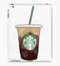 Starbucks Vanilla Sweet Cream Cold Brew iPad Case/Skin