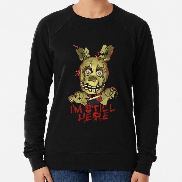 Five Nights At Freddy's Springtrap Lightweight Sweatshirt