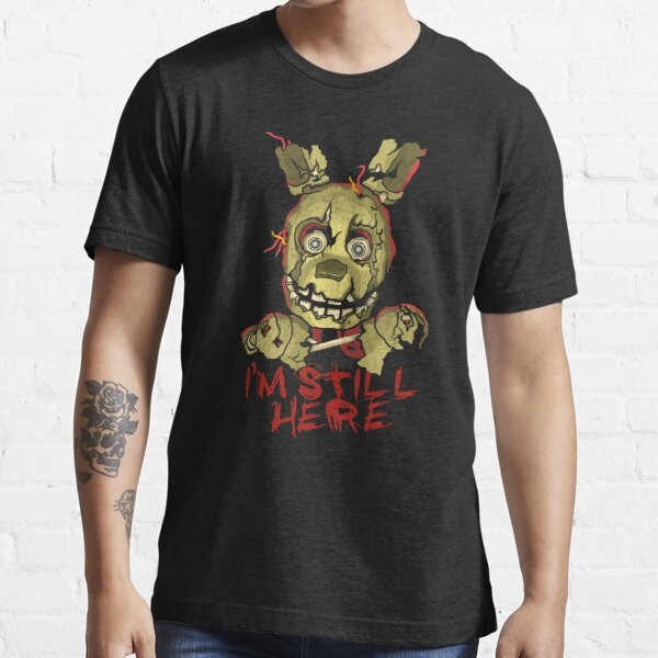 Five Nights At Freddy's Springtrap Essential T-Shirt