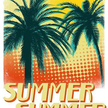 Summer Summer by drixalvarez