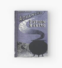 advanced potions book Hardcover Journal