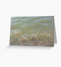 DC Waters Greeting Card