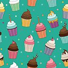 Cupcakes!   by Pamela Maxwell
