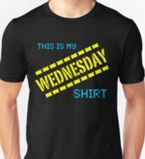 My Wednesday Shirt T-Shirt