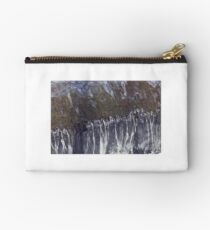 Looking down at a Waterfall Studio Pouch