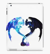 Dragon Heart (Toothless and Light Fury) iPad Case/Skin