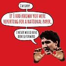 Touchy Trudeau by WhoIsJohnMalt