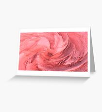 Cotton-Candy Greeting Card
