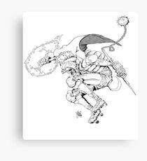 Gladiat-grr Metal Print