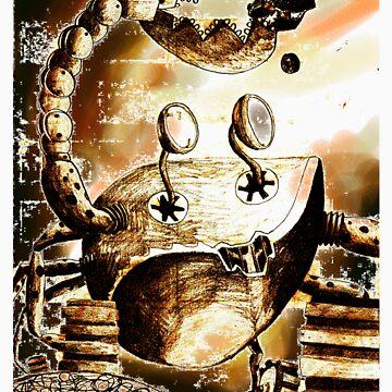 Industro Crab by JasonEmbery