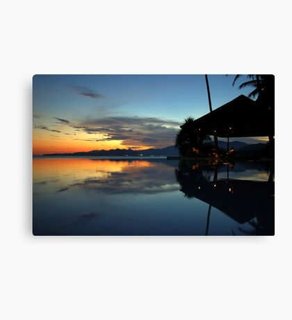 Bali Bliss Canvas Print
