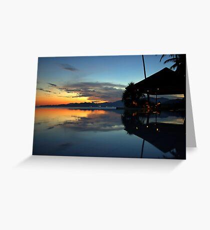 Bali Bliss Greeting Card