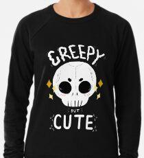 Gruselig aber süß Leichtes Sweatshirt