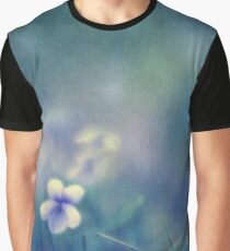 Wild Violet Graphic T-Shirt