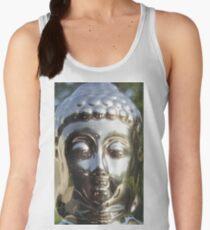 Silver Buddha Women's Tank Top