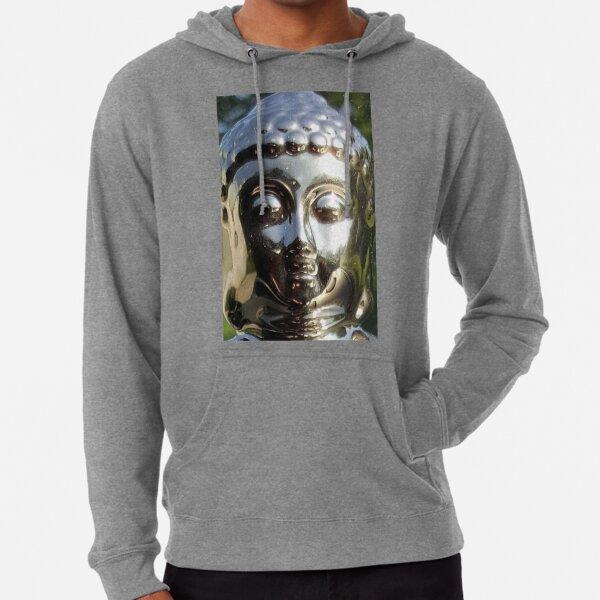 Silver Buddha Lightweight Hoodie