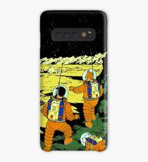 Tintin Adventurers on the Moon Case/Skin for Samsung Galaxy