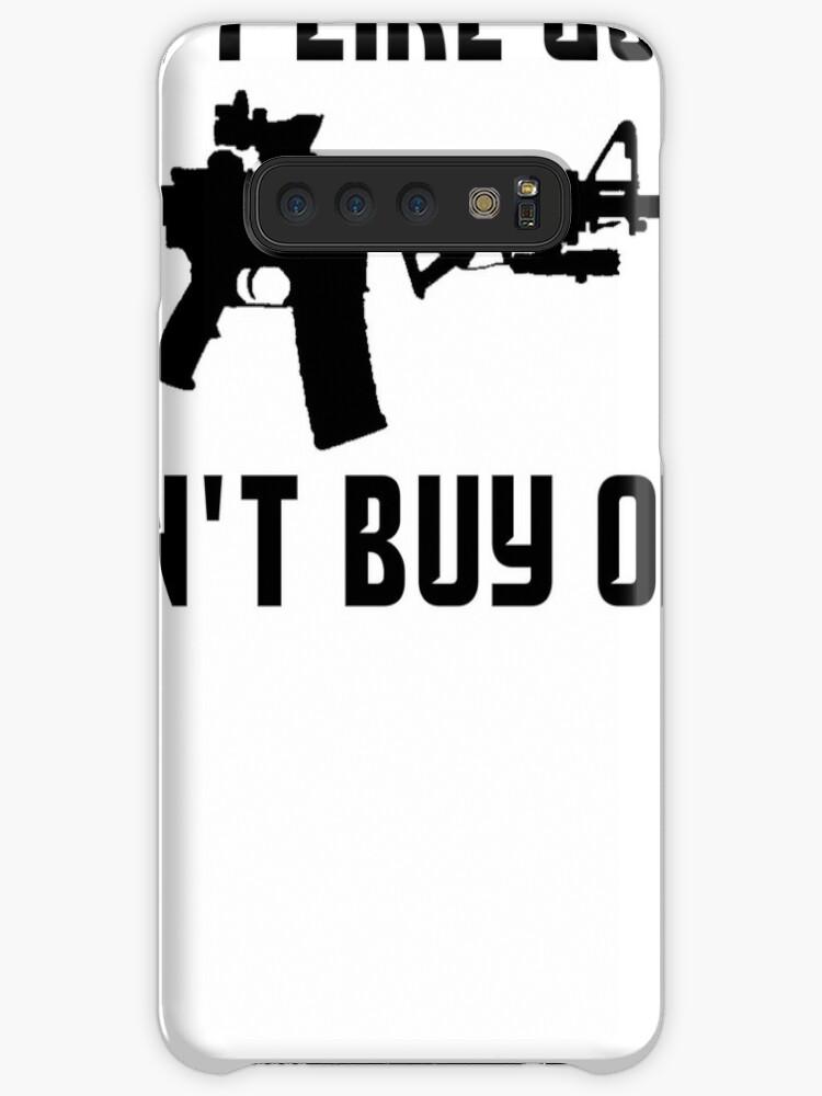 Don't Like Guns? Don't Buy One! AR-15 Red Dot Shirt by nojoketyler