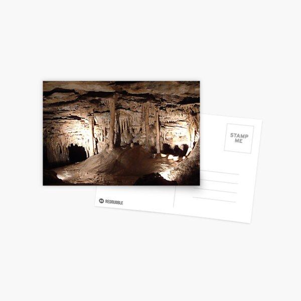Marengo caverns (6) Postcard