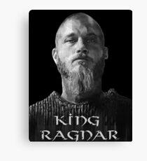 Reigning Ragnar  Canvas Print