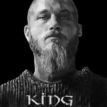 Reigning Ragnar  by blafke