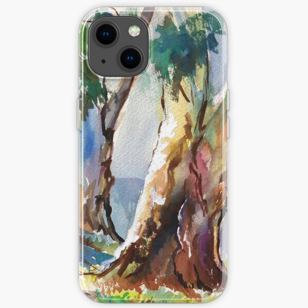 Morning Gums  iPhone Soft Case