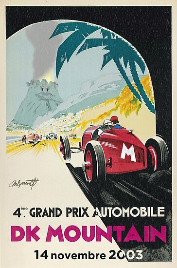 «Gran Premio de Montaña DK» de stratman7