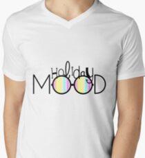 Holiday mood Men's V-Neck T-Shirt