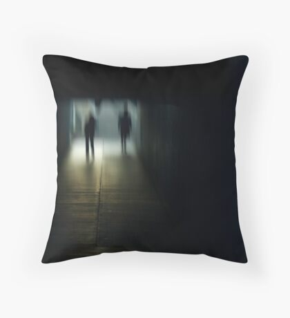 urb reverberation (The Arrival)  Throw Pillow