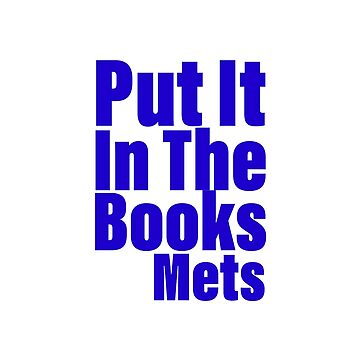 UKMets Put It In The Books by UKMets