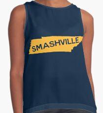 Nashville Predators - Smashville Tennessee Contrast Tank
