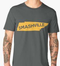 Nashville Predators - Smashville Tennessee Men's Premium T-Shirt