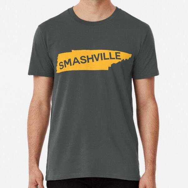 Nashville Predators - Smashville Tennessee Premium T-Shirt