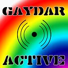 Gaydar Active I by incurablehippie