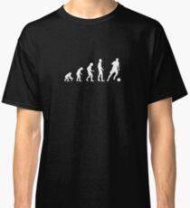 Evolution Fußballer Classic T-Shirt