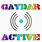 Gaydar Active II by incurablehippie