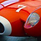 Ferrari 1957 250 Testarossa by Jack DiMaio