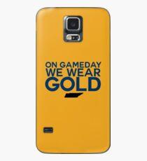 On Gameday We Wear Gold - Nashville Predators Case/Skin for Samsung Galaxy