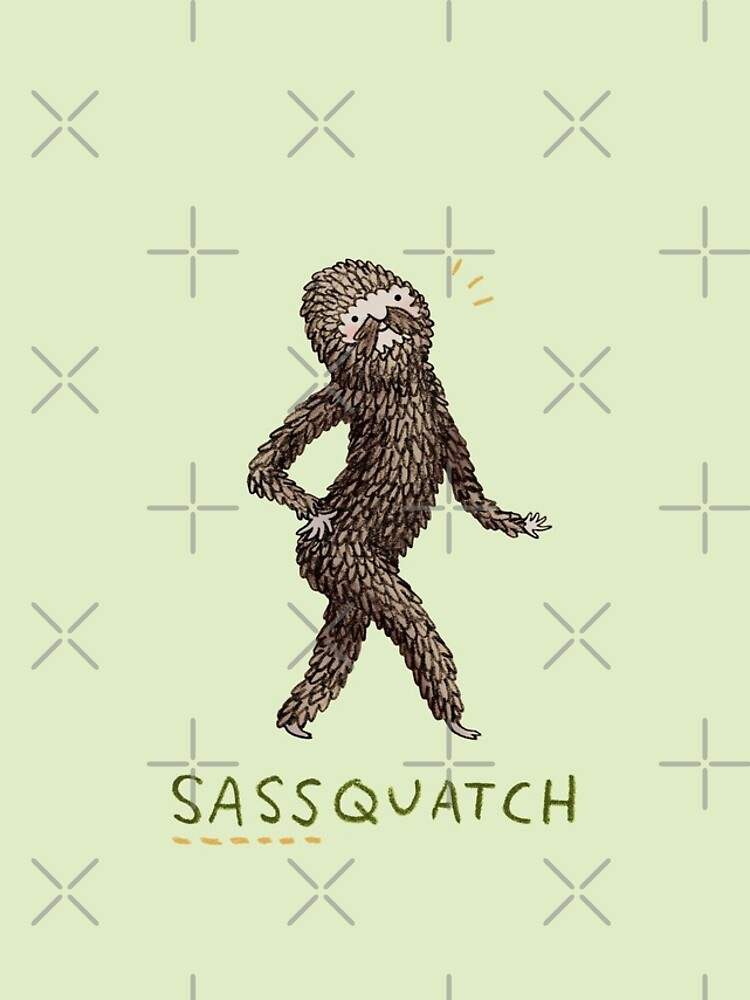 Sassquatch by SophieCorrigan