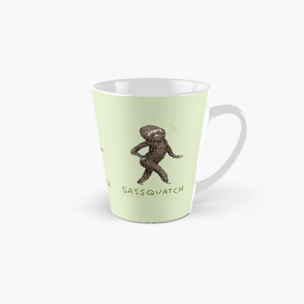 Sassquatch Tall Mug