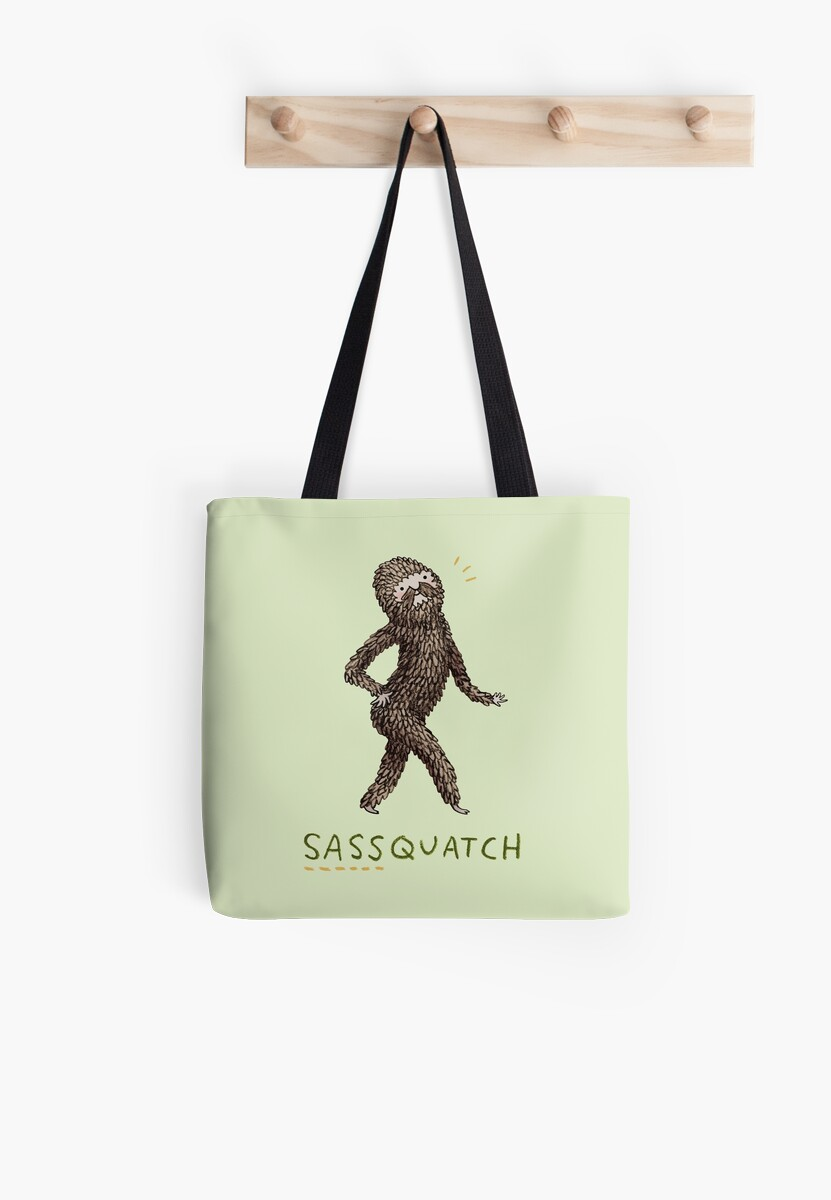 Sassquatch by Sophie Corrigan