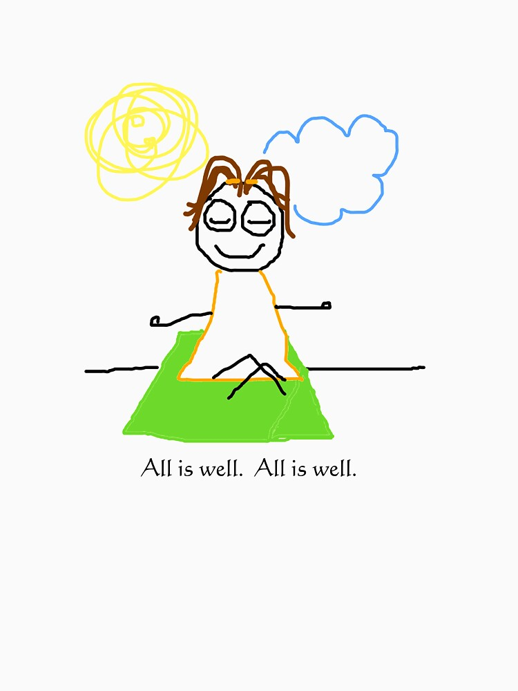 """Jenny Quips:  """"All is Well"""" by JennyQuips"""