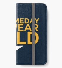 On Gameday We Wear Gold - Nashville Predators iPhone Wallet/Case/Skin