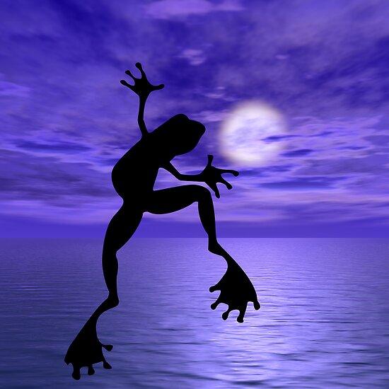 Frog Dance by Okeesworld