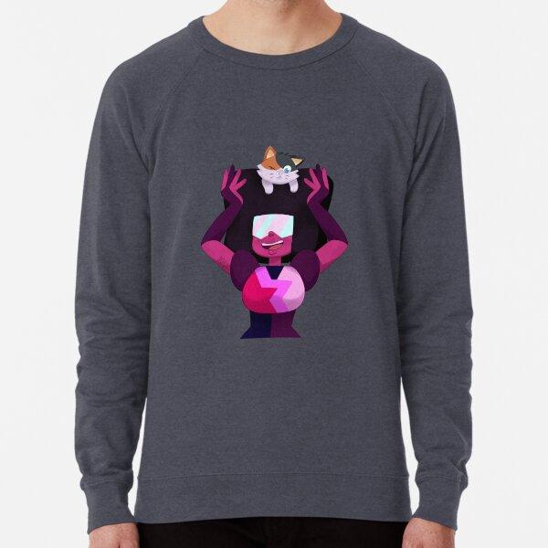 Garnet the Cat Mom Lightweight Sweatshirt